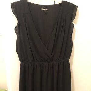 Express Black Short Dress